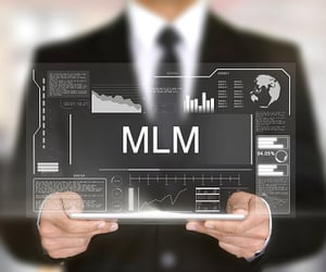 mlm software, direct selling software, and best mlm software image