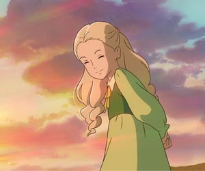 anime, ghibli, and when marnie was there image