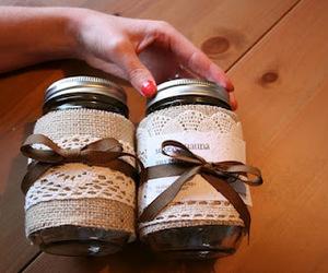 art, how to, and mason jar image