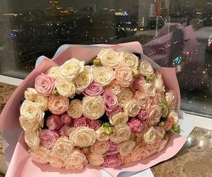 flowers, luxury, and fashion image