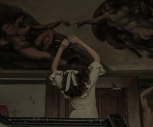 art, aesthetic, and dark academia image