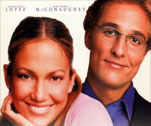 Jennifer Lopez, outdoor movie, and justin chambers image