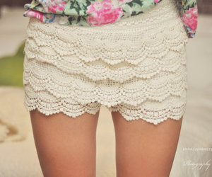 fashion and tight shorts skirt? image