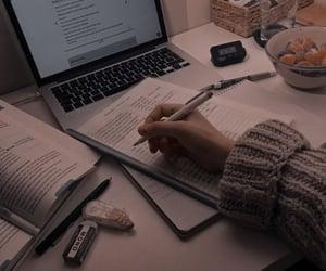 study, school, and aesthetic image