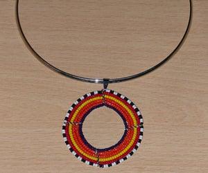 african fashion, boheme, and tribal jewelry image