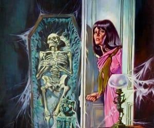 art, Halloween, and horror image