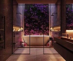 aesthetic, alt, and bathroom image