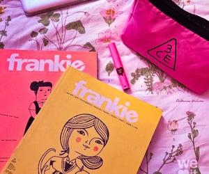 frankie, pink, and pink lemonade image