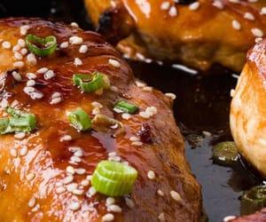 Chicken, easy recipes, and garlic chicken tenders image
