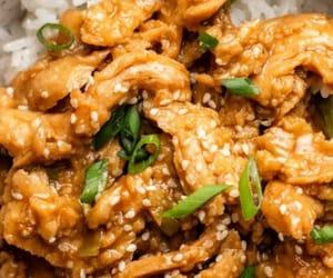 Sesame Chicken Bowls