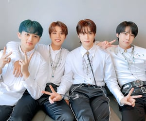 mark, taeil, and doyoung image