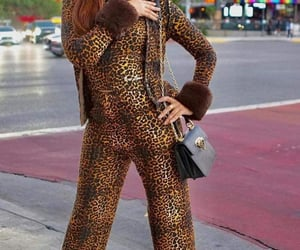 leopard, lm, and jade thirlwall image