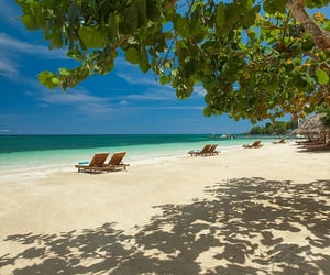 beach, enjoy, and places image