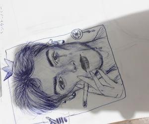 bic, drawing, and inktober2021 image