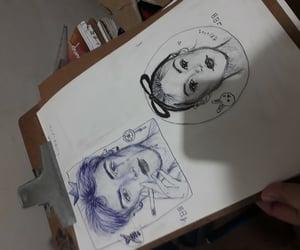 drawn, inktober, and inktober2021 image