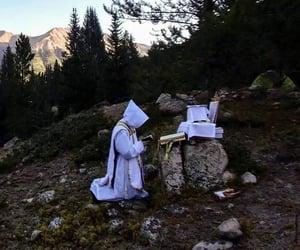 Catholic, monk, and mönch image