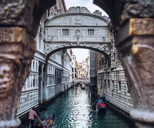 architecture, beautiful places, and boats image