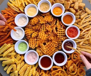 chips, food, and porn food image