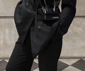 aesthetic, outfit, and jacquemus image