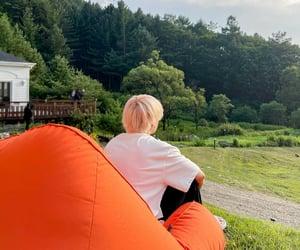 jin, j-hope, and kim namjoon image