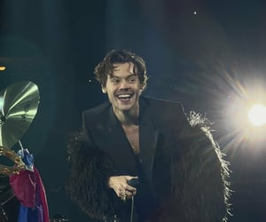music, performance, and Harry Styles image