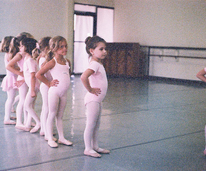 ballerina, kids, and cute image