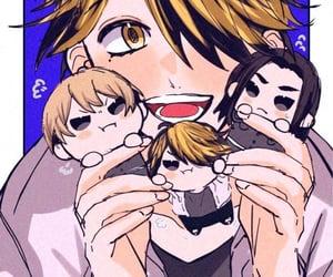 anime, anime boy, and cute image