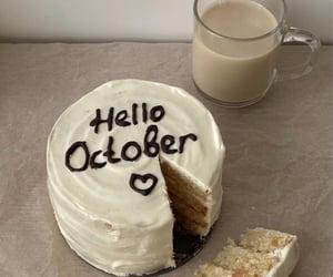 cake, yummy, and autumn image
