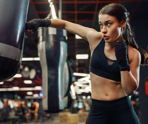 boxing body bag image