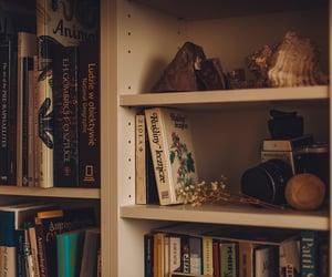 books, vintage, and room image