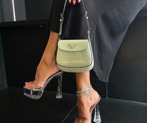 bag, rich, and baddie image