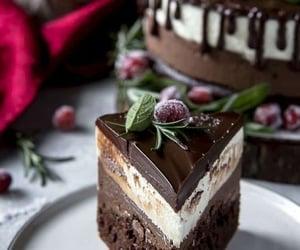 doces, comida, and chocolate image