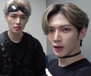 k-pop, kpop, and mingi image