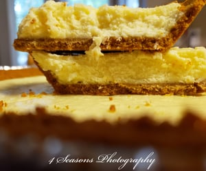cheesecake, dessert, and sweets image