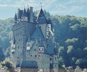 castle, germany, and eltz image