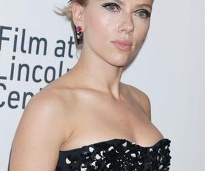 premiere, Scarlett Johansson, and new york film festival image