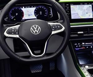 cars, SUV, and volkswagen taigo image