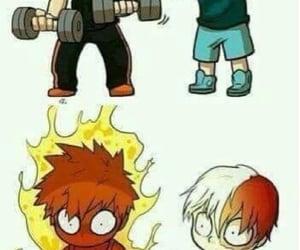 anime, boku no hero academia, and beautiful image
