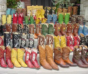 boots, cool, and cowboy image