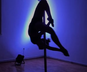article, music, and pole image