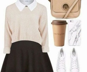 look, outfit, and style image
