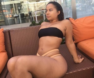 beauty, body, and curvy image