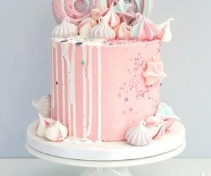 barbie, rosa, and bolos decorados image