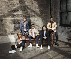 boyband, tom parker, and the wanted image