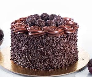 chocolate, morango, and receitas image