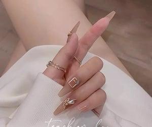 nails, nails inspiration, and nails aesthetic image