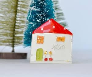 christmas, refrigerator magnet, and christmasornaments image