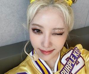 kpop, purple kiss, and chaẻin image