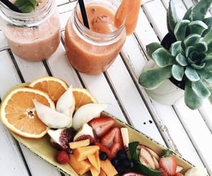 FRUiTS, diet food, and healthy lifestyle image