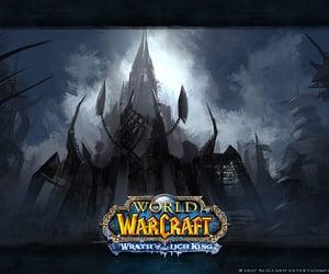 world of warcraft and gaming keyboard image